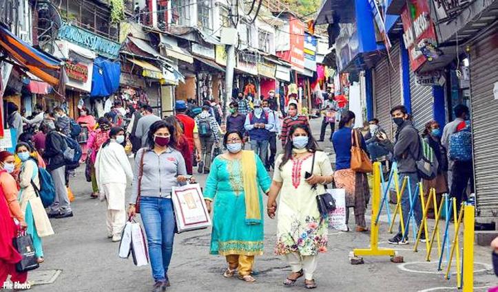 #Himachal में कल खुले रहेंगे बाजार, व्यापार मंडल भारत बंद में नहीं लेगा हिस्सा