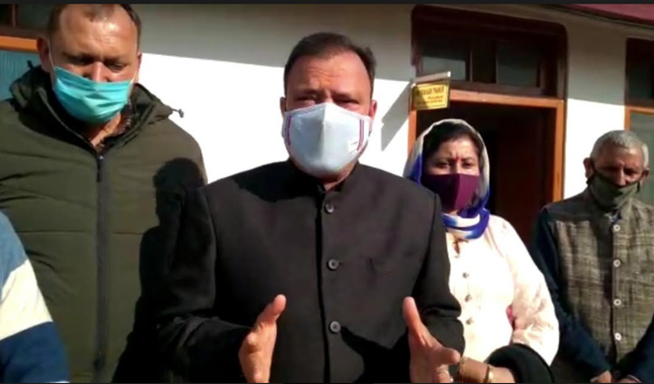 #Panchayat_Election: पूर्व मंत्री प्रकाश चौधरी बोले- पंचायत रोस्टर के साथ हुई छेड़छाड़