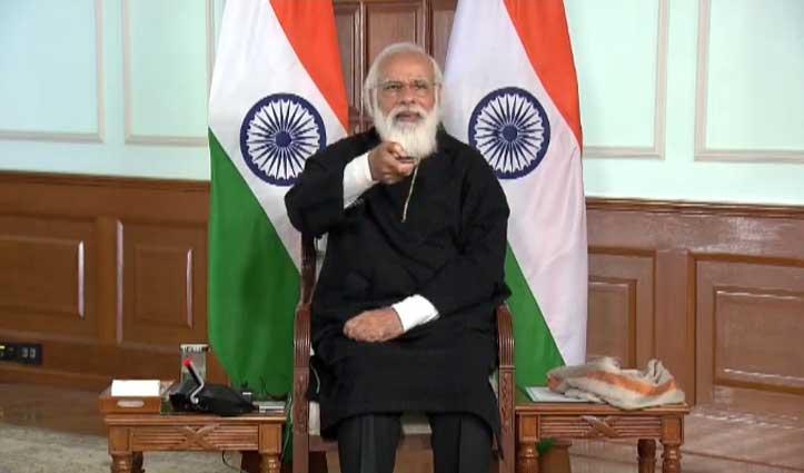 #JammuKashmir को मिला मुफ्त इलाज का तोहफा, #PM_Modi ने लॉन्च की आयुष्मान भारत योजना