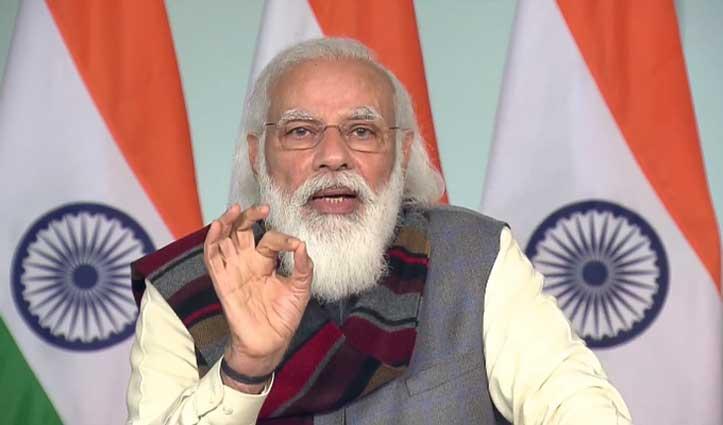#PM_Modi बोले – रातों-रात नहीं लाए नए कृषि कानून, दो दशक से कर रहे थे मंथन