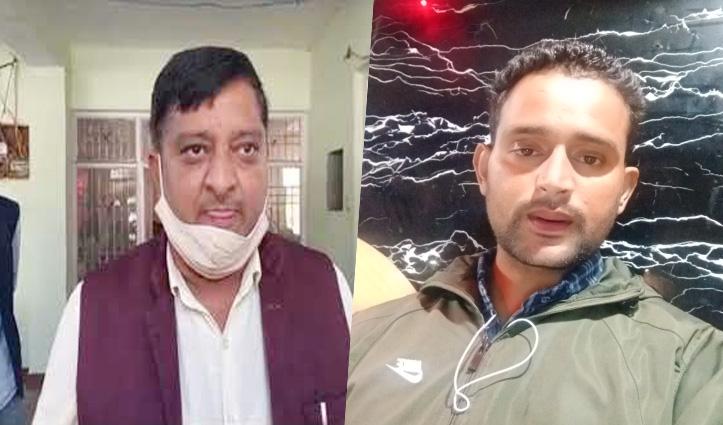 बैजनाथ के #BJP MLA पर टूट पड़े युवा नेता, पहाड़ जैसे आरोपों की लगा डाली झड़ी