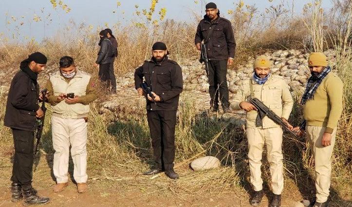 #Pathankot_Airbase_Attack की बरसी पर घुसपैठ की फिराक में आतंकी, पुलिस अलर्ट