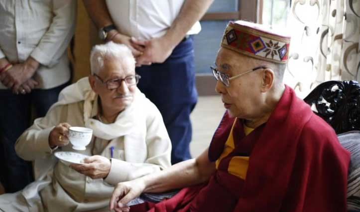 #DalaiLama के करीबी मित्र व सुरक्षा अधिकारी रहे Parmanand Kapoor का निधन