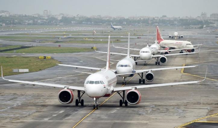 #Britain से आने वाले विमानों पर प्रतिबंध बढ़ाया, अब 7 जनवरी तक बंद रहेंगी उड़ानें
