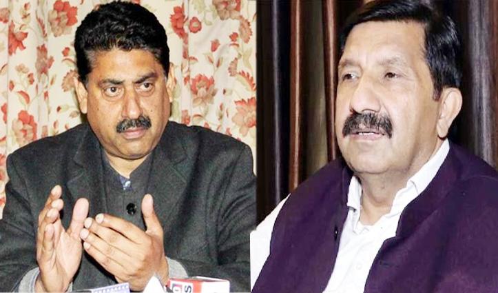 पठानिया बोले, #Mukesh_Agnihotri को सरकार ने तो मान्यता दी, पर उनकी अपनी पार्टी ने नहीं माना नेता