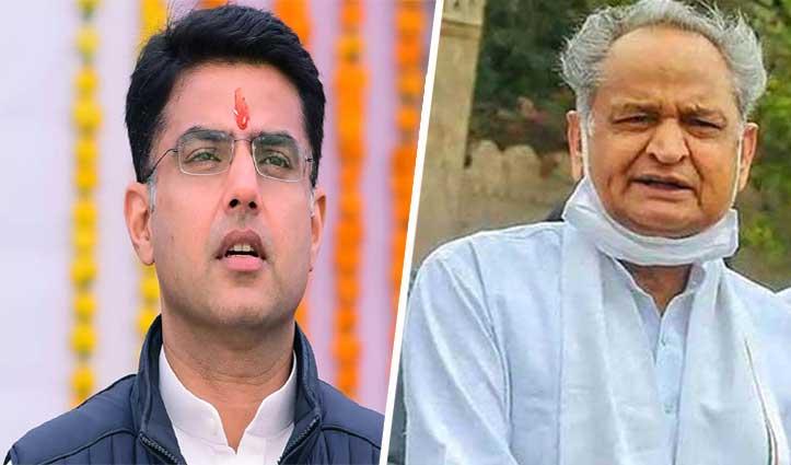 #Sachin_Pilot हो सकते हैं राजस्थान के #CM, गहलोत लेंगे अहमद पटेल की जगह !