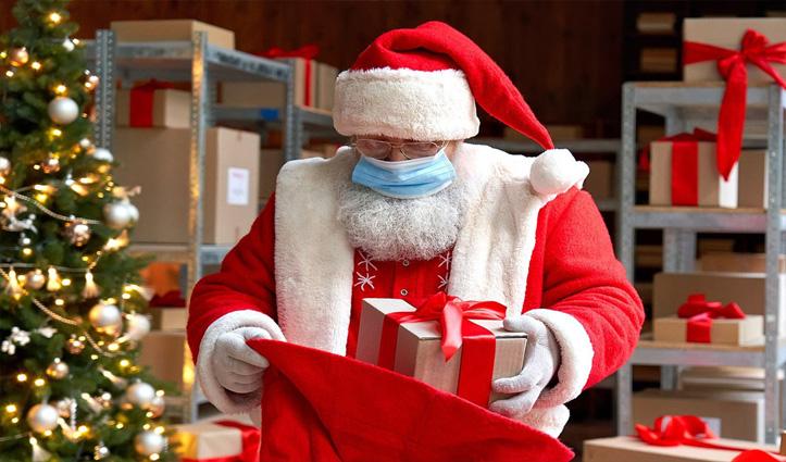 #Christmas पर केयर होम में कोरोना बांट गया Santa, 18 की मौत, 157 लोग संक्रमित