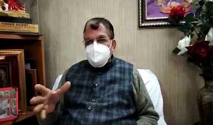 #Himachal में लव जिहाद को लेकर सख्त हो सकता है कानून, विधि मंत्री ने दिए संकेत