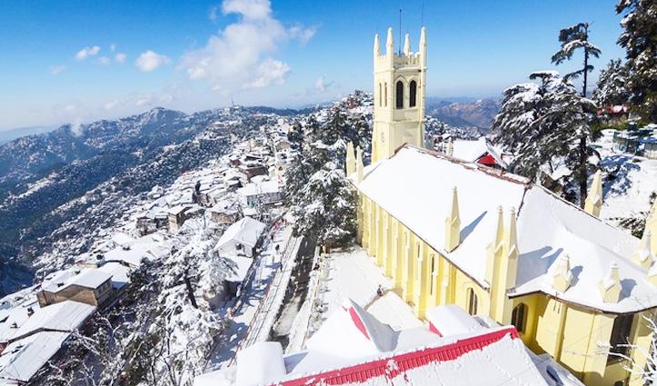 Himachal को पहाड़ी राज्यों की श्रेणी में मिला सर्वश्रेष्ठ राज्य का पुरस्कार