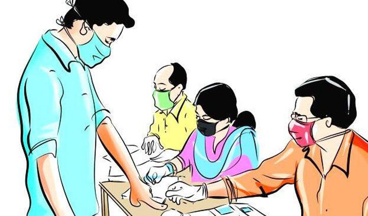 #Panchayat_Elections: हर पोलिंग पार्टी में मौजूद रहेगा एक स्वास्थ्य कर्मी, विभाग ने भरी हामी