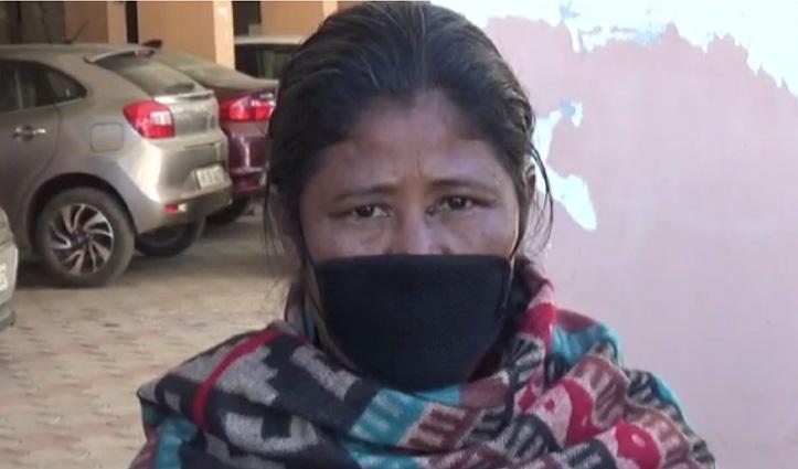 #Shimla के नारी निकेतन में रह रही सिलीगुड़ी से #Missing महिला चार साल बाद परिवार से मिली