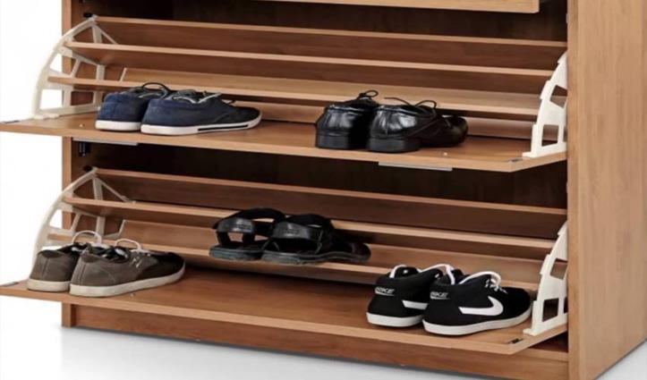 नए साल में घर में जूते -चप्पल रखने की जगह को बदल लें, सही रहेगा