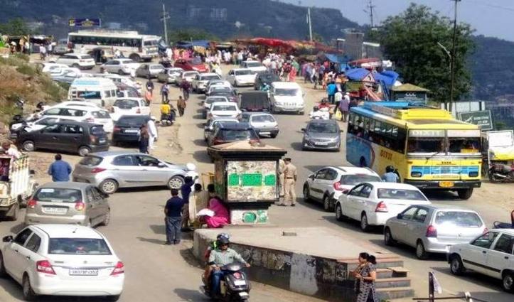 सोलन शहर में Traffic के बोझ को कम करेगा ओवर पाथ व अंडर पाथ