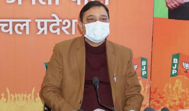 #Himachal: बीजेपी पंचायतीराज प्रदेश चुनाव प्रबंधन समिति का गठन, ये होंगे सदस्य