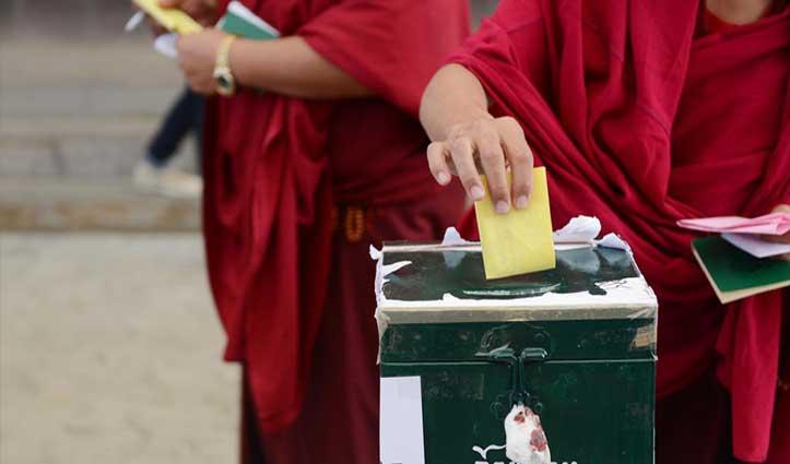 Tibetan के चुनाव में US-China खेल रहे खुफ़िया खेल !