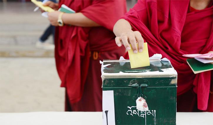 निर्वासित तिब्बती चुनाव के गुप्त मतदान के बीच  Nepal में पांच शरणार्थी हिरासत में लिए