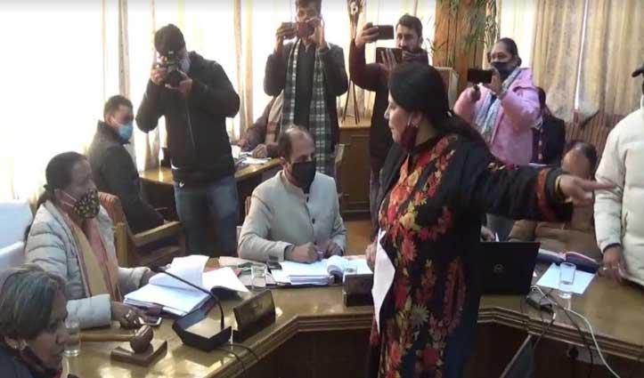 हंगामेदार रहा MC Shimla का मासिक सदन, Property Tax को लेकर शहरवासियों को राहत