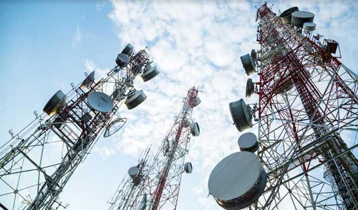 #Punjab में दूरसंचार टावरों में तोड़फोड़ से डेढ़ करोड़ मोबाइल उपभोक्ता प्रभावित