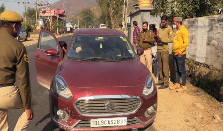 बेलगाम चालकों पर Sundernagar Traffic Police का शिकंजा, वसूला 1.30 लाख से अधिक का जुर्माना