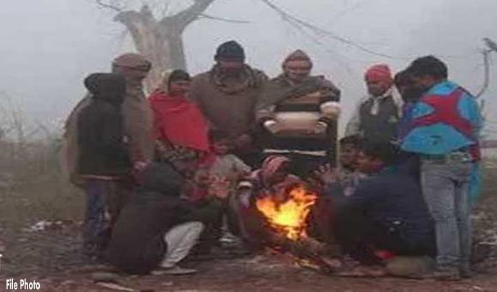#Una: सर्दी का सितम, शुष्क ठंड ने बढ़ाई लोगों की परेशानी- सोमवार को राहत बरसने की उम्मीद