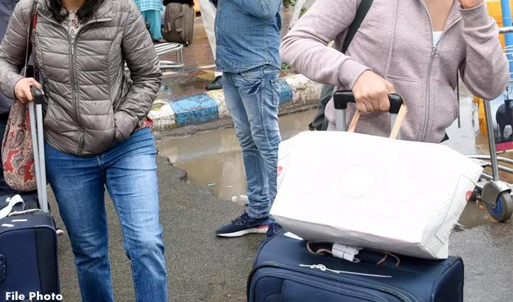 ब्रिटेन से Una लौटे पांच लोगों का चला पता, जांच को भेजे जा रहे सैंपल