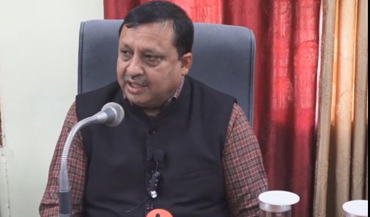 #Farmers_Protest: वीरेंद्र कंवर ने विपक्ष पर साधा निशाना, कहा: आंदोलन के बहाने फैला रहे अराजकता
