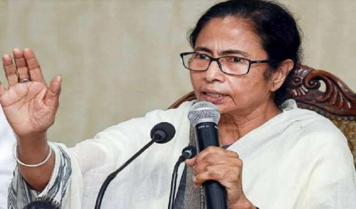 पराक्रम दिवस : #Mamta_Banerjeeने भाषण देने से किया इनकार, जानें- मंच पर क्या हुआ