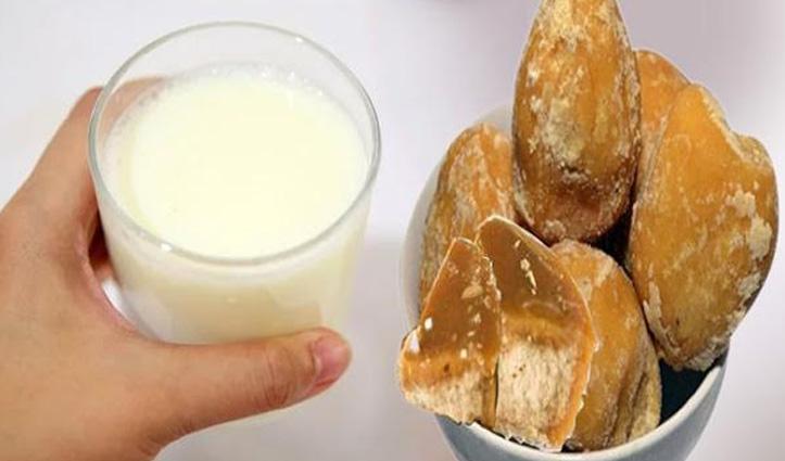 सर्दियों में गर्म दूध के साथ रोजाना खाएं गुड़, इन 7 रोगों से हमेशा के लिए मिलेगा छुटकारा