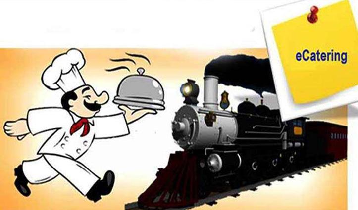 Good News:आज से शुरु हुई ट्रेनों में  e-catering सुविधा, बुक करवाएं अपना आर्डर