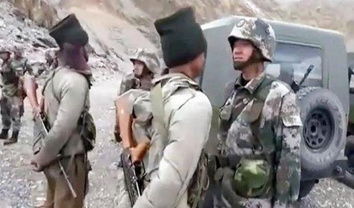 भारतीय क्षेत्र में बढ़ने की कोशिश कर रहे थे चीन के सैनिक, जवानों ने खदेड़ा, 20 घायल