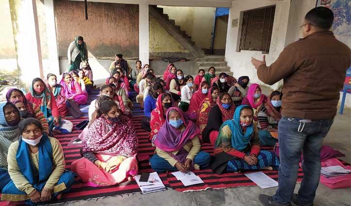 लंज की 35 महिलाएं सीखेंगी आचार, मुरब्बा और पापड़ बनाना, भरे फार्म