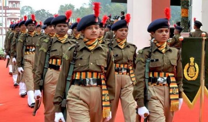 Ambala में सेना पुलिस भर्ती 15 से, Himachal सहित इन राज्यों की महिलाएं ले सकती हैं हिस्सा