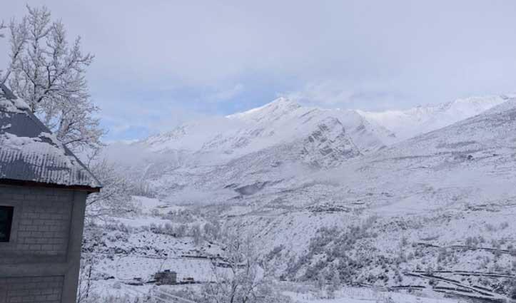 #Himachal: कल से करवट बदल सकता है मौसम, जानिए कितने दिन बारिश और बर्फबारी