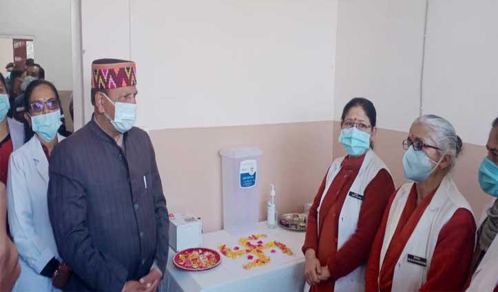 कोरोना वैक्सीन की लॉन्चिंग पर डॉ बिंदल ने दी बधाई