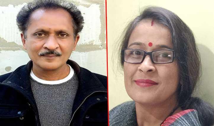 #BJP प्रदेशाध्यक्ष की बहन श्यामा के सिर सजा नप Nahan चेयरमैन का ताज