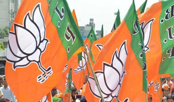 नगर निगम चुनावः BJP की बागियों पर बड़ी कार्रवाई, 24 पर चला चाबुक