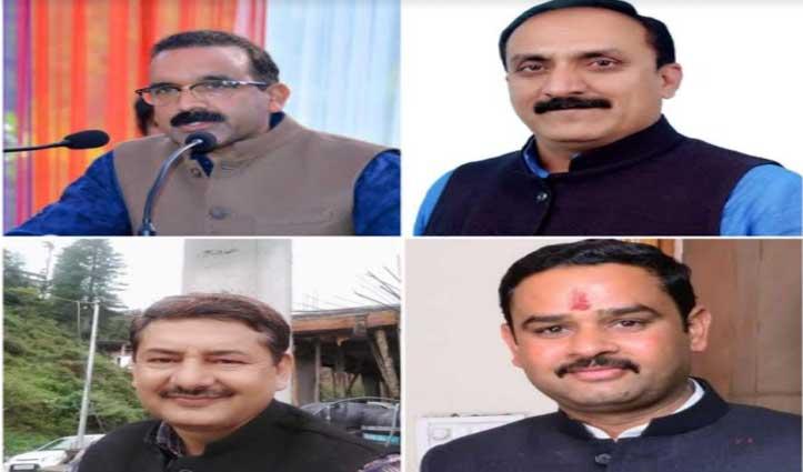 BJP नेता बोले- HPU नियुक्तियों में नहीं अनियमितता, राठौर ठीक कर लें तथ्य
