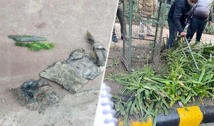 इजरायल दूतावास के बाहर Blast:दिल्ली पुलिस को मिले कई अहम सुराग