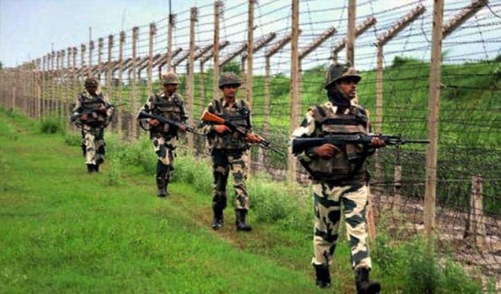 Punjab Border पर घुसपैठ करता एक पाकिस्तानी ढेर, Firing की आवाज सुनकर भागे साथी