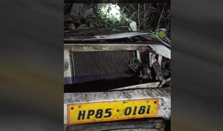 Breaking: Sirmaur के शिलाई में हादसा, 3 की मौके पर गई जान- एक गंभीर घायल