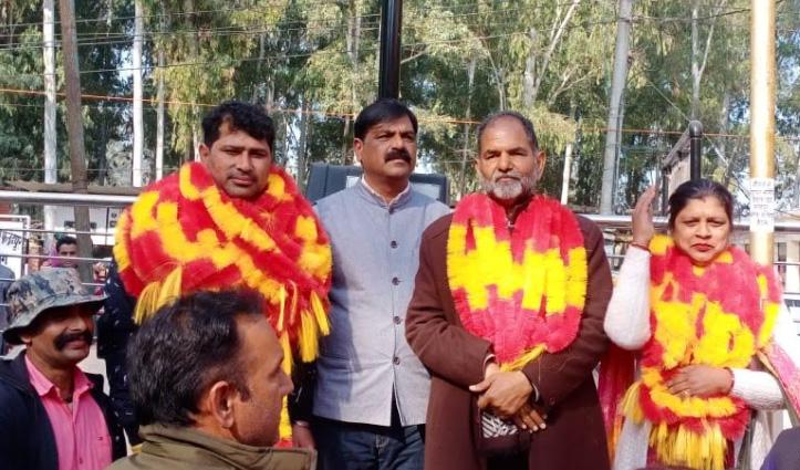 फतेहपुर BDC चेयरमैन-वाइस चेयरमैन पर BJP का कब्जा, जाने पूरा घटनाक्रम