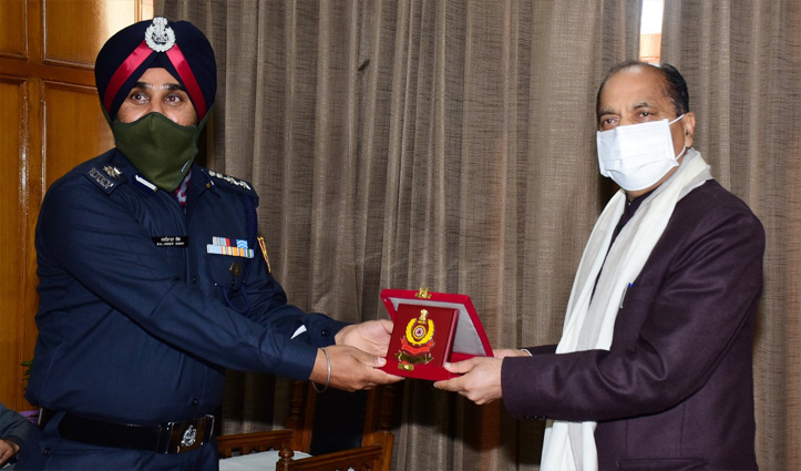 Formalities to setup NDRF Battalion Headquarter at Balh will be expedited