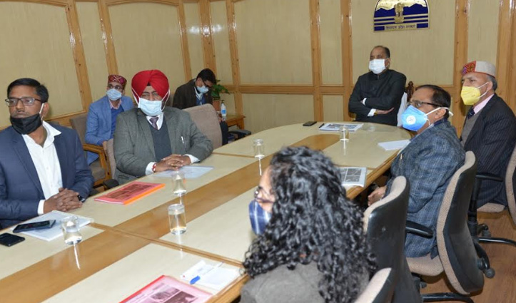 जयराम बोले- Mandi सेफ सिटी प्रोजक्ट देगा महिलाओं को सुरक्षा, कानून-व्यवस्था भी होगी सुदृढ़