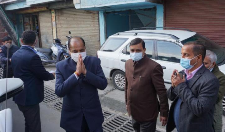 सुरेश कश्यप का दावा- 1,218 BDC और 156 जिला परिषद वार्डों में जीती BJP