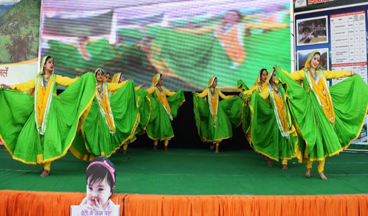 गणतंत्र दिवस की धूम, देखें तस्वीरें