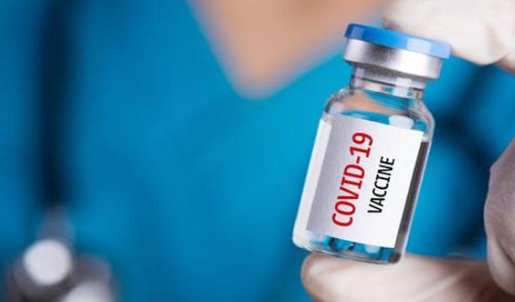 Corona Vaccine लगाने के बाद बढ़ी डॉक्टर की दिल की धड़कन, अस्पताल में एडमिट