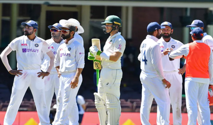 #AUSvIND:भारतीय गेंदबाज मो. सिराज पर नस्लीय टिप्पणी, ICC ने ऑस्ट्रेलिया से मांगी रिपोर्ट