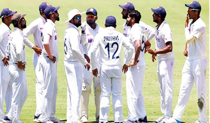 #AUSvIND: शार्दुल व सुंदर ने संभाली टीम इंडिया, आस्ट्रेलिया के दूसरी पारी में बनाए 21 रन