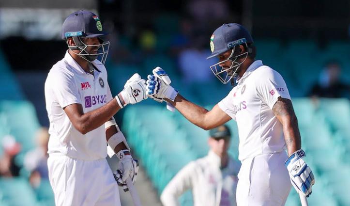 #Ind_Vs_Aus : भारत ने ड्रॉ करवाया मैच तो ICC ने भी कहा, वाह! क्या परफॉर्मेंस है
