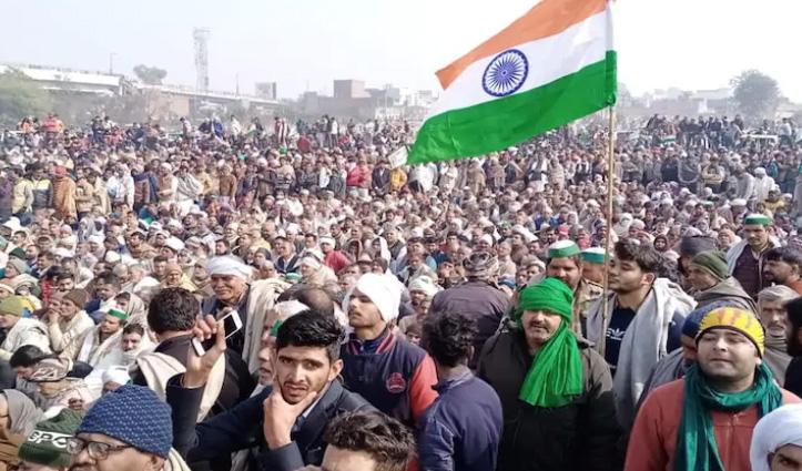 #Mahapanchayat: महापंचायत का फैसला दिल्ली जाएंगे किसान, जानें और क्या फैसले हुए